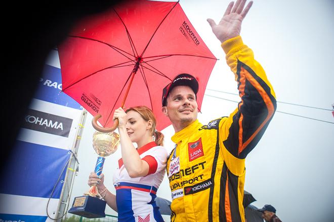 Дмитрий Брагин в этом году уже выиграл четыре заезда в двух классах.
