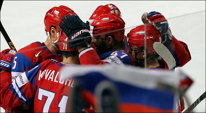 7 мая 2013 года. Хельсинки. Чемпионат мира по хоккею. Групповой этап. Россия – США – 5:3. Американский тест пройден!
