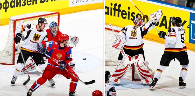 15.05.2010. ЧИ-2010. Россия - Германия - 3:2. Фото 02.
