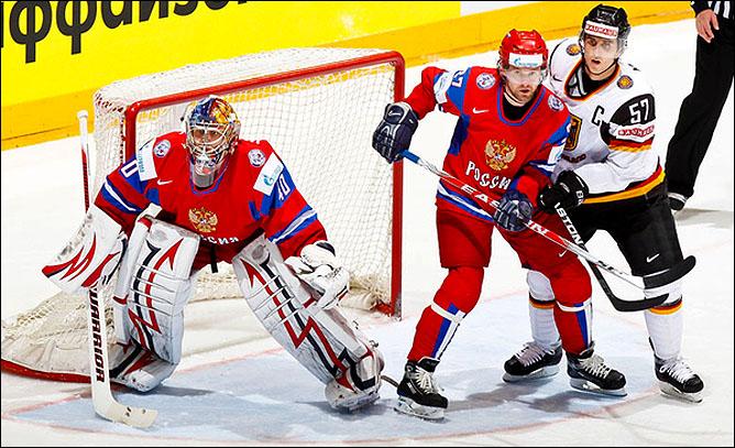 15.05.2010. ЧИ-2010. Россия - Германия - 3:2. Фото 03.