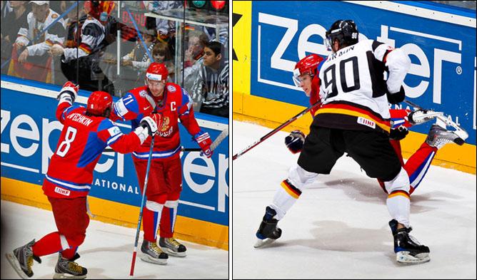 15.05.2010. ЧИ-2010. Россия - Германия - 3:2. Фото 04.