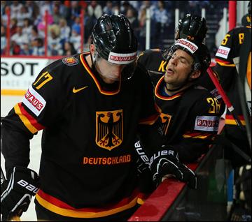 Сборная Германии — второй соперник россиян на ЧМ-2013