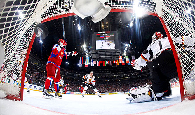 15.05.2010. ЧИ-2010. Россия - Германия - 3:2. Фото 07.