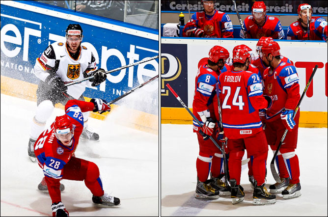 15.05.2010. ЧИ-2010. Россия - Германия - 3:2. Фото 08.