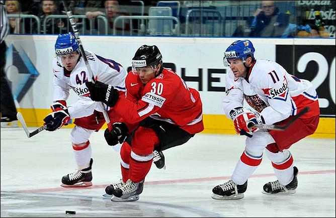 15.05.2010. ЧИ-2010. Швейцария - Чехия - 3:2. Фото 02.