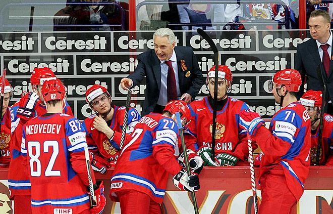 ЧМ-2013. Групповой этап. Россия – Франция – 1:2