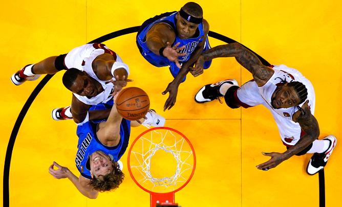 "НБА. Плей-офф. Финал. Матч №1. ""Майами Хит"" – ""Даллас Маверикс"" – 92:84 (16:17, 27:27, 22:17, 27:23)"