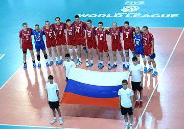 Россия — Италия — 1:3 (24:26, 30:28, 20:25, 17:25)