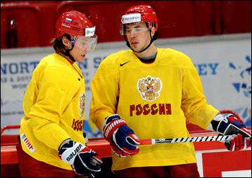 Александр Сёмин и Алексей Емелин
