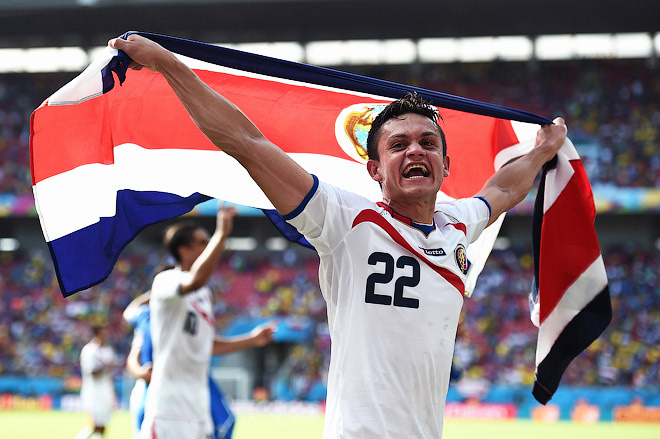 Триумф Коста-Рики