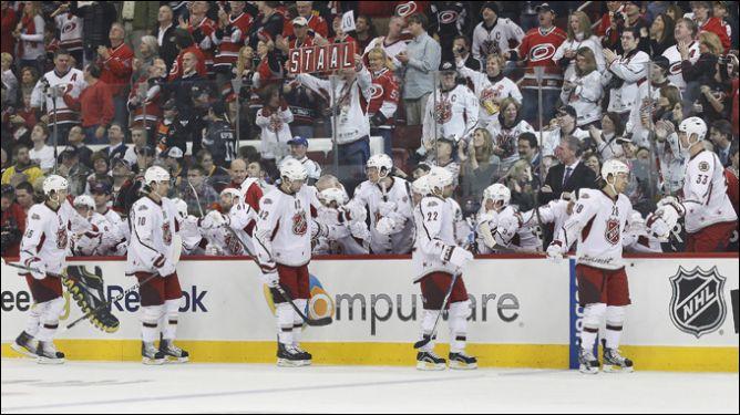 """Свой среди чужих"" или Александр Овечкин на Матче всех Звезд НХЛ-2011."
