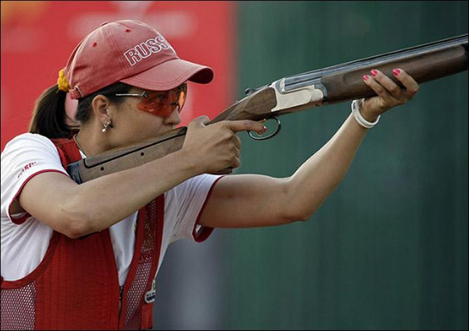 Альбина Шакирова поборется за олимпийские медали Лондона