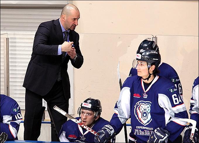 Андрей Козырев и его команда