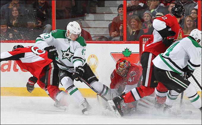 Валерий Ничушкин и его первый гол в НХЛ