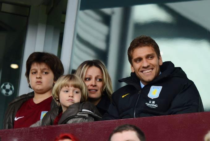 Стилян Петров с семьёй