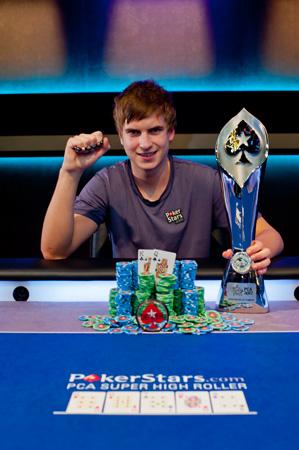 Виктор Блом — чемпион турнира суперхайроллеров PCA 2012