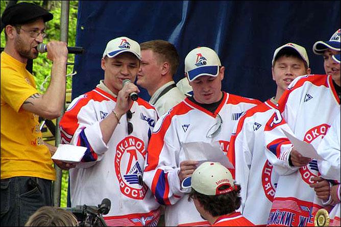 Дмитрий Красоткин