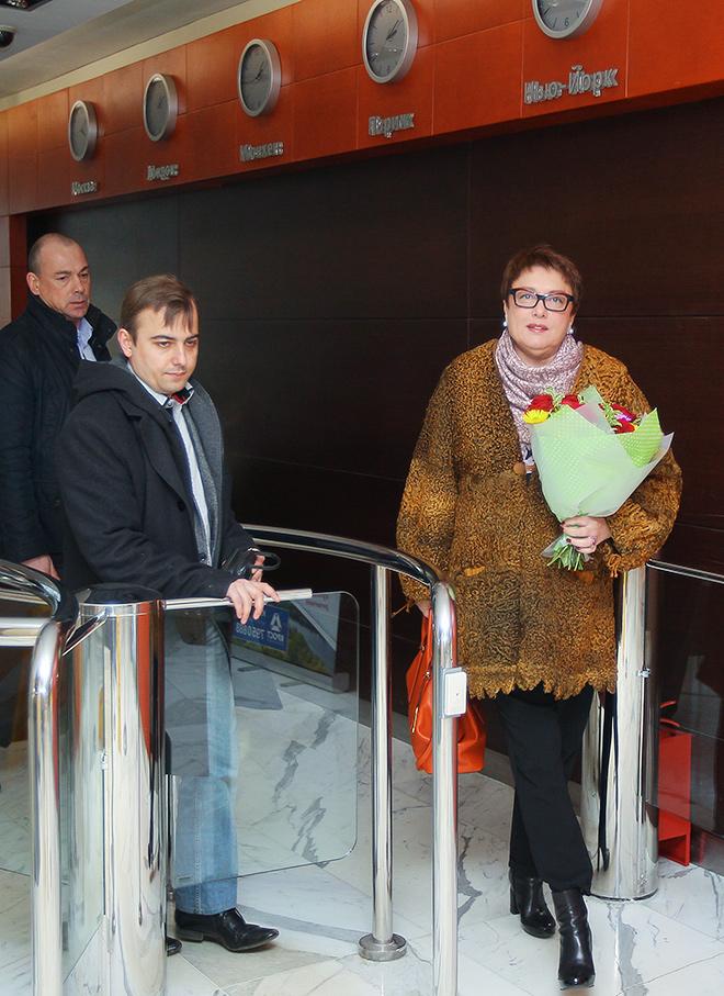 Денис Целых и Ольга Смородская