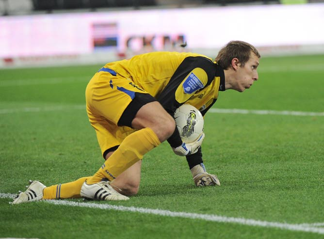 Александр Бандура своей игрой заслужил вызов в сборную