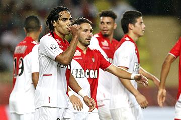 """""""Монако"""" — """"Бастия"""" — 3:0 (2:0)"""