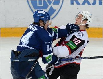 Фёдор Малыхин против Филипа Новака