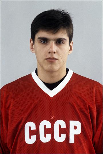 Владимир Малахов в сборной СССР, 1990 год