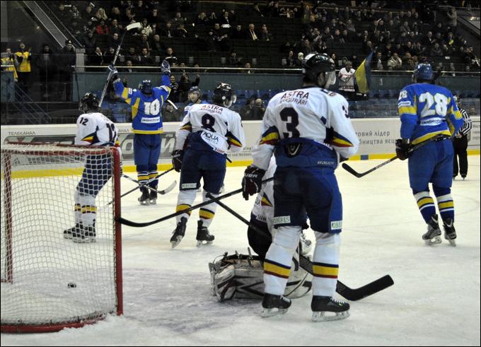 """""""Еврочеллендж"""". Киев. 9 февраля. Украина – Румыния – 7:0"""