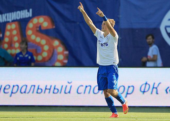 Александр Кокорин стал автором первого хет-трика нынешнего чемпионата России