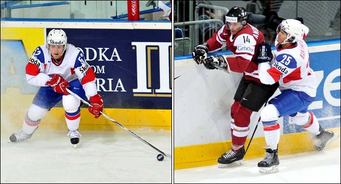 16.05.2010. ЧМ-2010. Латвия - Норвегия - 5:0. Фото 02.