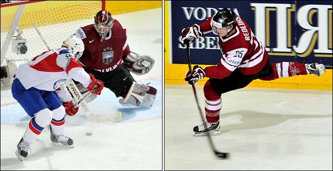 16.05.2010. ЧМ-2010. Латвия - Норвегия - 5:0. Фото 04.