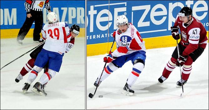 16.05.2010. ЧМ-2010. Латвия - Норвегия - 5:0. Фото 06.