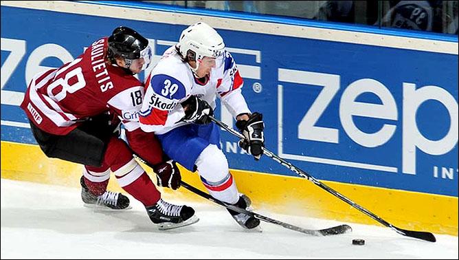 16.05.2010. ЧМ-2010. Латвия - Норвегия - 5:0. Фото 07.