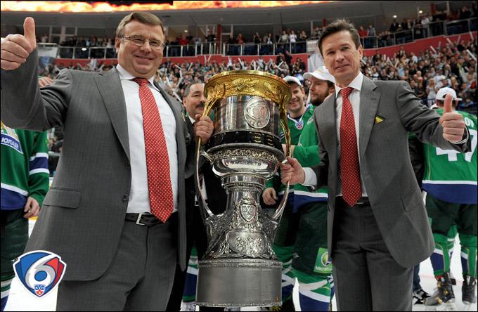Самый успешный тренерский дуэт современной России