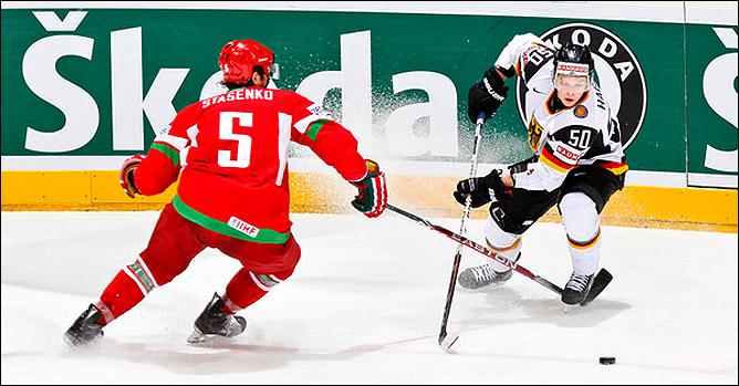 16.05.2010. ЧМ-2010. Германия - Белоруссия - 1:2 ОТ. Фото 01.