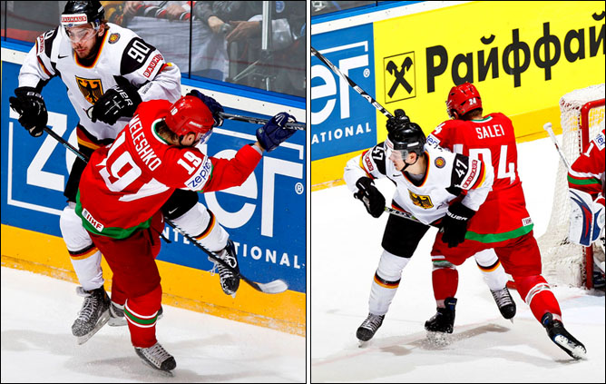 16.05.2010. ЧМ-2010. Германия - Белоруссия - 1:2 ОТ. Фото 02.