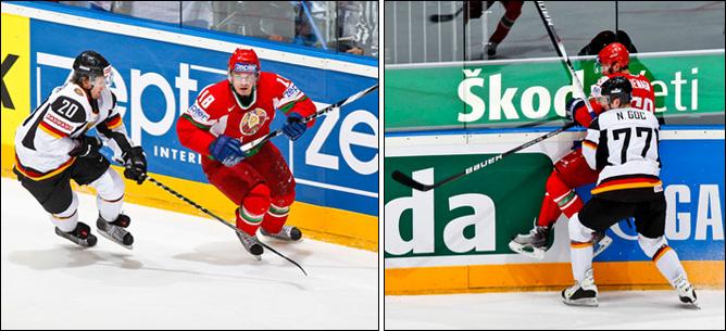 16.05.2010. ЧМ-2010. Германия - Белоруссия - 1:2 ОТ. Фото 04.