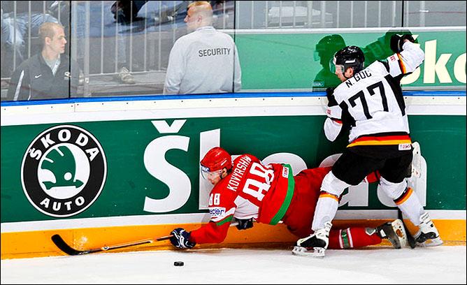16.05.2010. ЧМ-2010. Германия - Белоруссия - 1:2 ОТ. Фото 05.