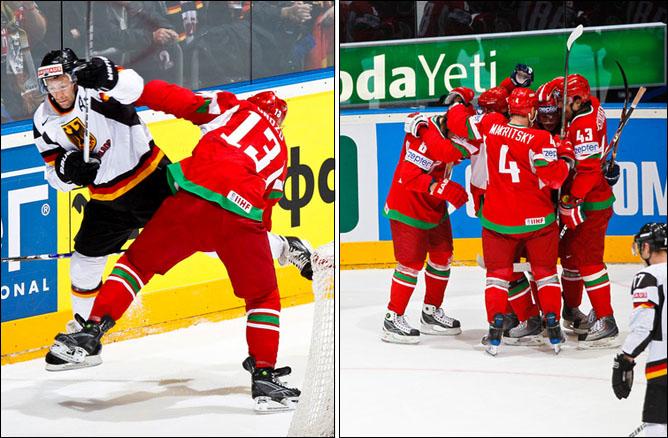 16.05.2010. ЧМ-2010. Германия - Белоруссия - 1:2 ОТ. Фото 06.