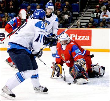 Рамис Садиков и молодежная сборная России