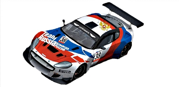Логотип автомобиля Valmon Racing Team Russia