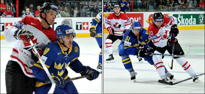 16.05.2010. ЧМ-2010. Швеция - Канада - 3:1. Фото 02.