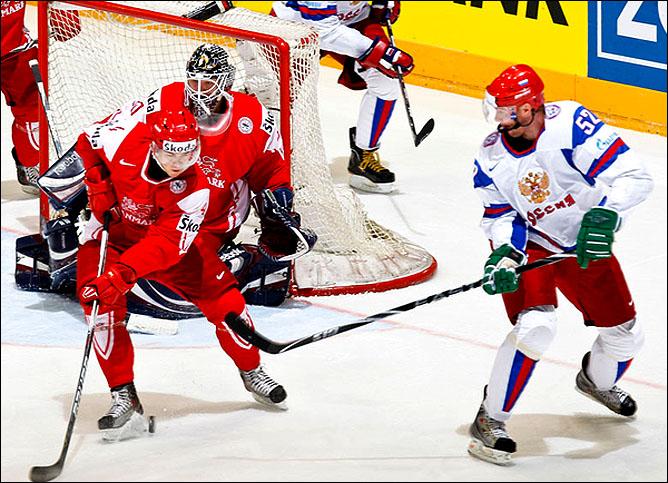 16.05.2010. ЧМ-2010. Дания - Россия - 1:6. Фото 09.