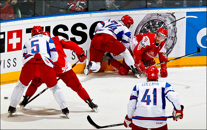 16.05.2010. ЧМ-2010. Дания - Россия - 1:6. Фото 10.