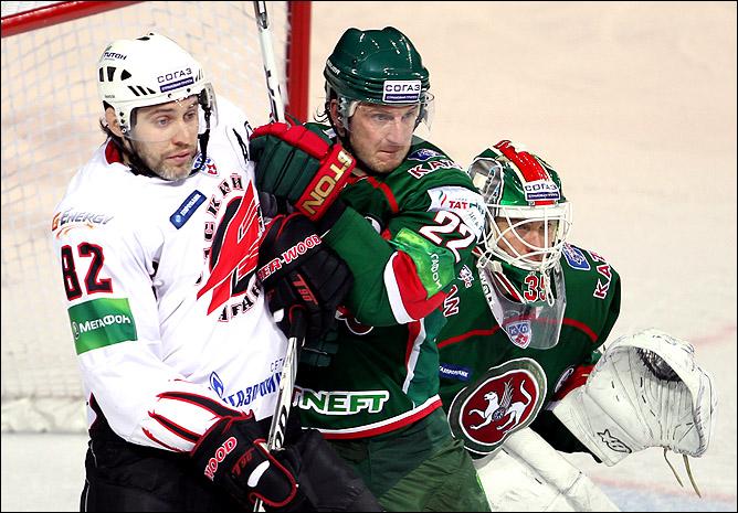 Фролов: это был очень напряжённый хоккей