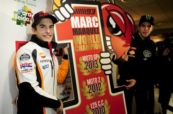 Не помешает ли Марку Маркесу перелом ноги?