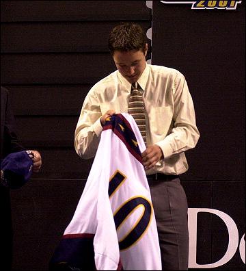 Драфт юниоров НХЛ. 2001 год
