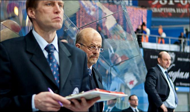 Впервые в своей КХЛовской карьере пан Марек Сикора проведет в одном клубе более одного сезона