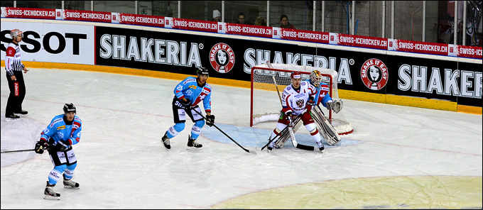 6 апреля 2013 года. Винтертур. Еврочеллендж. Швейцария — Россия — 4:3. Атака сборной России