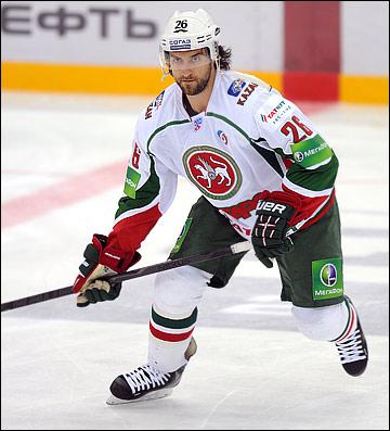 Шон Хешка — один из лучших легионеров в КХЛ