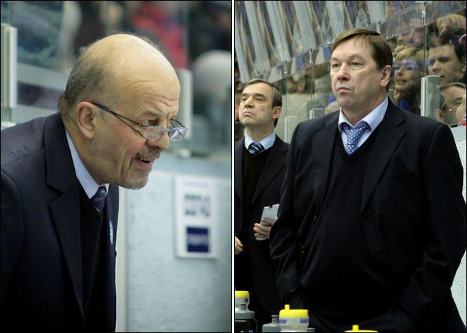 В нынешнем сезоне Марек Сикора и Владимир Голубович противостояли друг другу очно четыре раза. Теперь их дуэль приняла заочный характер.